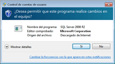 AjpdSoft Descarga e instalación de Microsoft SQL Server 2008 R2 Express en Windows 7