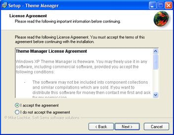 AjpdSoft Instalar componentes Delphi - License Agreement