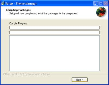 AjpdSoft Instalar componentes Delphi - Compiling Packages
