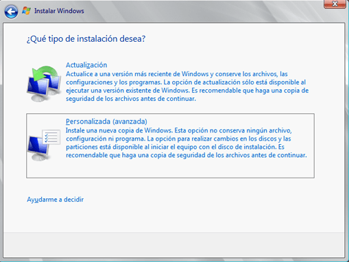 Instalar Microsoft Windows Server 2008 R2 virtualizado con VirtualBox sobre GNU Linux Ubuntu 10.10